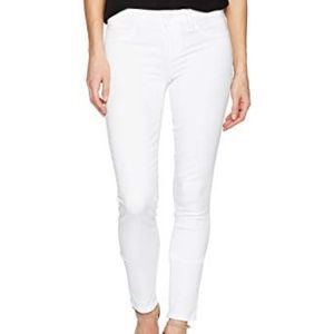 New PAIGE White Skinny Jeans
